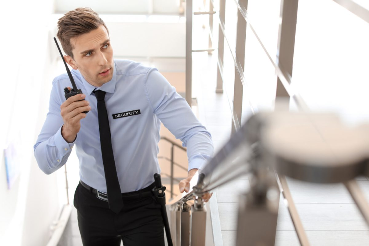 security guards in Singapore, security guard services